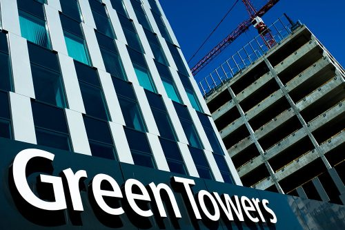 Green Tower A – Skanska