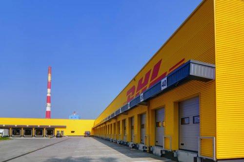 Centrum logistyczne DHL – Czechowice-Dziedzice