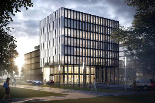 Budynek biurowy ARTICO – Warszawa