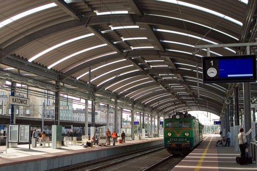 Railway station PKP – Katowice