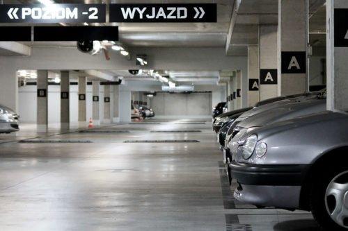 Parking Hali Stulecia – Wrocław